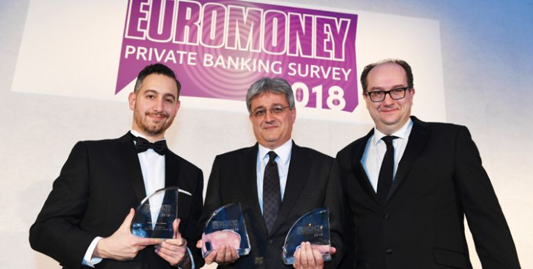 "Kuwait: NBK awarded ""Best Private Banking Services Overall in Kuwait"" For  2018"