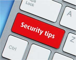 NBK – Security Tips