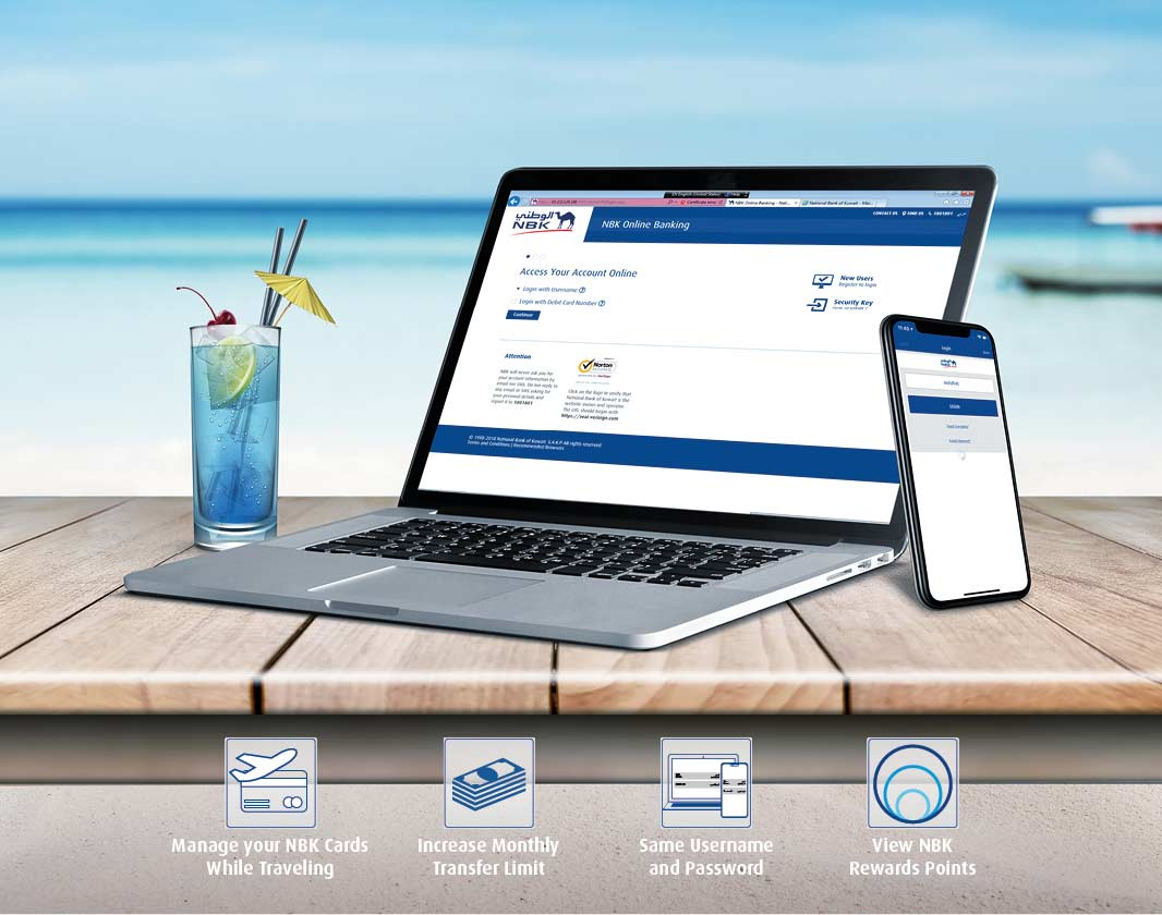 New And Easy Registration With Nbk Online Amp Nbk Mobile Banking