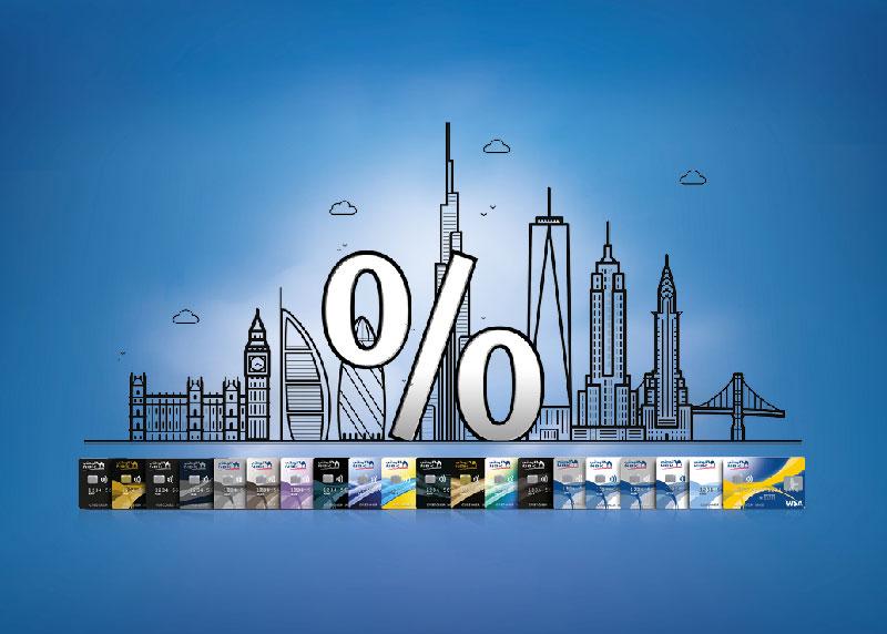 bf31fd289 وفّر لغاية 20% عند استخدام بطاقات Visa الوطني خارج الكويت