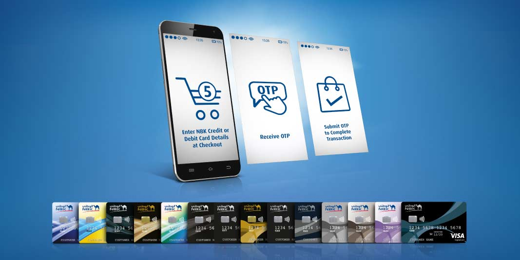Online Secure Shopping with NBK Credit Cards | Private Banking